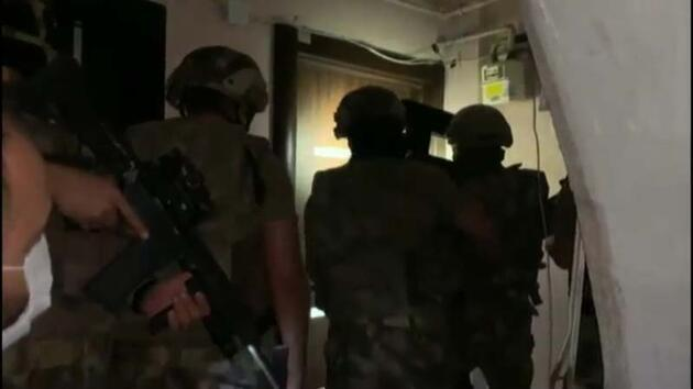 Son dakika... İstanbul'da 68 çocuğun kurtarıldığı dilencilik şebekesine operasyon kamerada