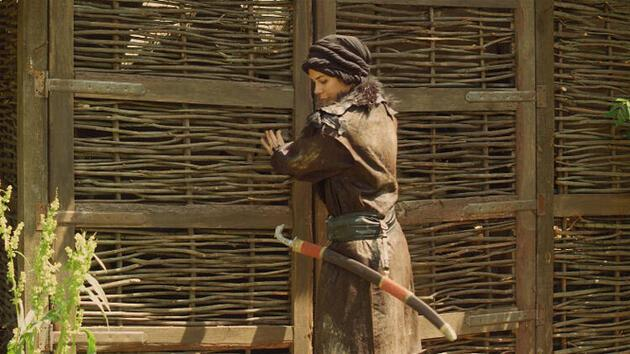 Deren Talu ilk filminde erkek oldu