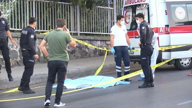 Son dakika... Zeytinburnu'nda sokak ortasında cinayet