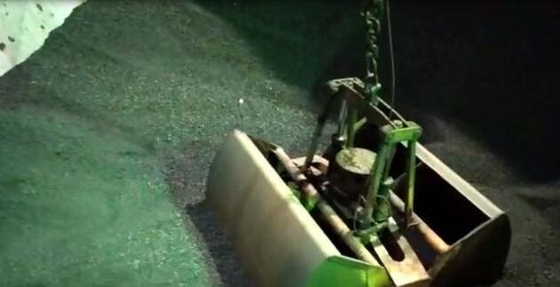 Son dakika... Güney Amerika'dan gelen gemide 3 milyon 750 bin lira değerinde kokain ele geçirildi