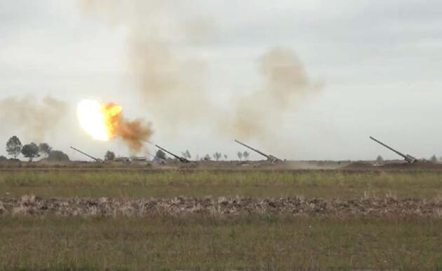 Son dakika... Azerbaycan ordusunun topraklarını Ermenistan işgalinden kurtarma operasyonu devam ediyor