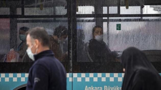 Ankara'da yüzde 30 düşüş... Koronavirüs ile ilgili çarpıcı araştırma