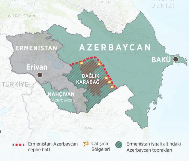 Son dakika... Ermenistan hedeflerini o vuruyor