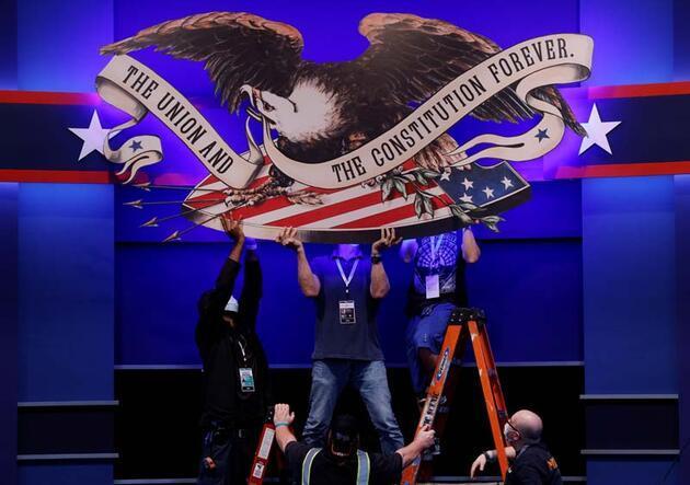 ABD nefesini tuttu! Canlı yayın öncesi kriz