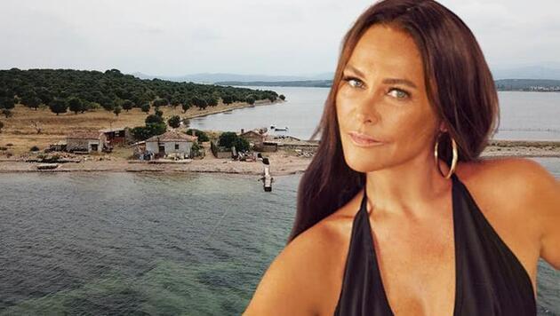 Hülya Avşar, Ayvalık Çiçek Adası'nı 55 milyon TL'ye satın aldı haberinin kaynağı