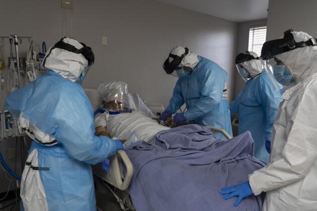 Ağır koronavirüs hastalarının genetik şifresi çözüldü