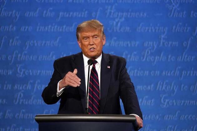 Kaosa dönen yayın sonrası Trump'tan açıklama: Kuralların değişmesine izin vermem