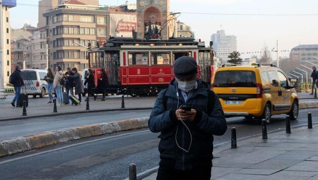 Son dakika... İstanbul için kritik hafta: Salgında yeni önlemler!