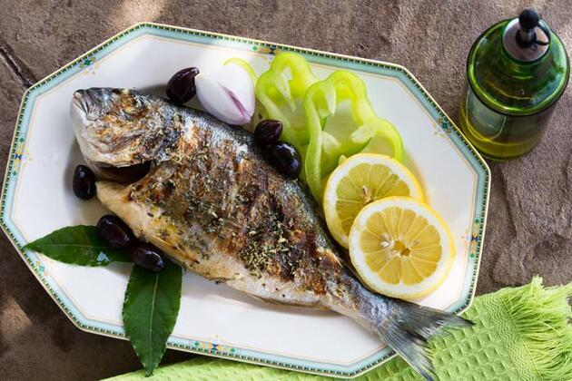 Balığın besin değerini artıran 5 önemli kural!