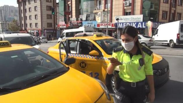 Son dakika.. Taksiciler arasında bıçaklı yolcu alma kavgası