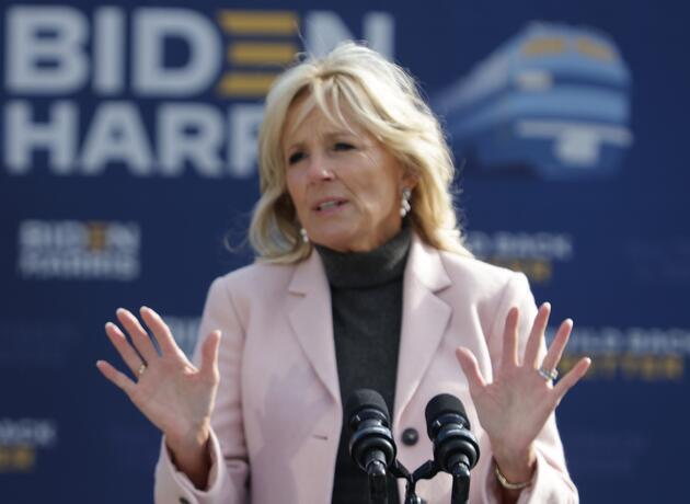 Joe Biden'ın eşi Jill Biden kimdir?