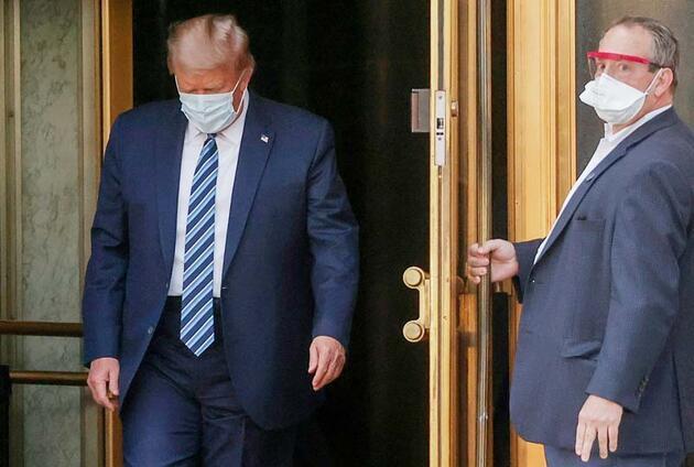 Trump'tan ABD'yi karıştıran iddia: Darbe yapmak istediler