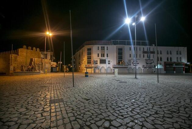 Gündüz tatil cenneti, akşam hayalet şehir: 'Suse'