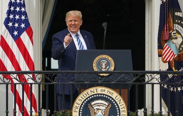 """Son dakika... Trump'tan yeni açıklama: """"Bağışıklığım var, Başkan savaşmak için çok iyi durumda"""""""