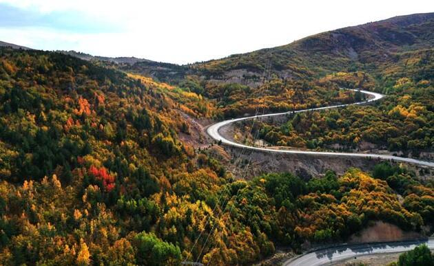 Sonbahar renkleri arasında masalsı yolculuk