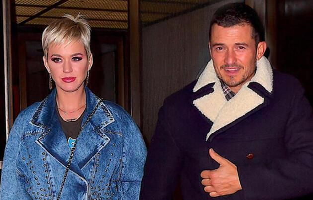 Orlando Bloom'un eski eşi Miranda Kerr'den Katy Perry'e mesaj