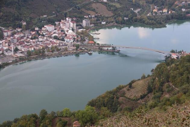 İsviçre'deki köye benzetiliyor... Pandemide ilgi odağı oldu