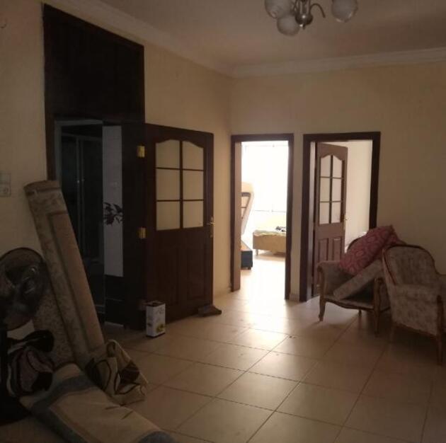 Adana'da yakalanan DEAŞ'lı Raissi'nin kaldığı hücre evi görüntülendi