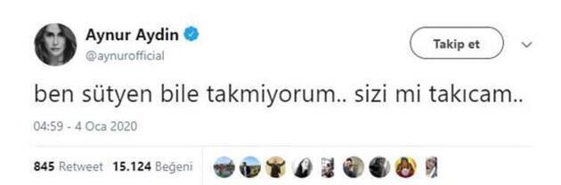 Aynur Aydın'dan sahnede taciz itirafı