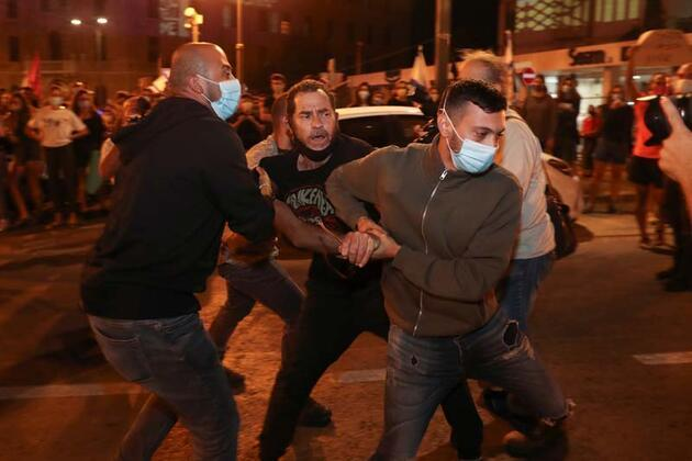 Netanyahu'ya tepkiler dur durak bilmiyor