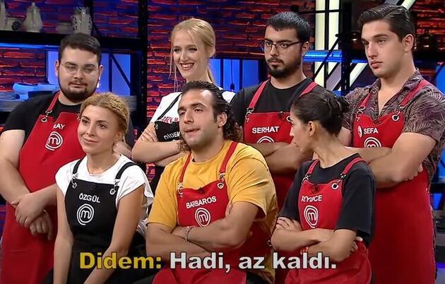 MasterChef Türkiye'de gergin anlar! 'Kaybeden bir hareket'