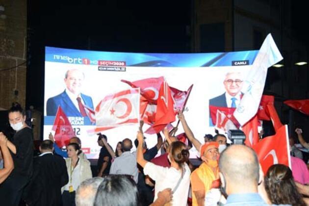 Son dakika haberi: KKTC'nin yeni cumhurbaşkanı Ersin Tatar oldu