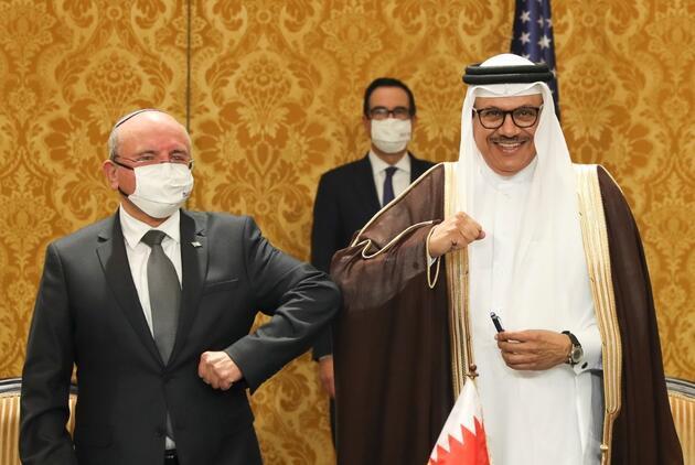 İsrail ile Bahreyn arasındaki diplomatik ilişkiler resmen başladı