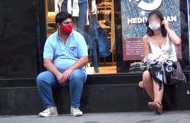 Taksim'de genç kadını adım adım takip etmişti! Sanık hakkında flaş gelişme...