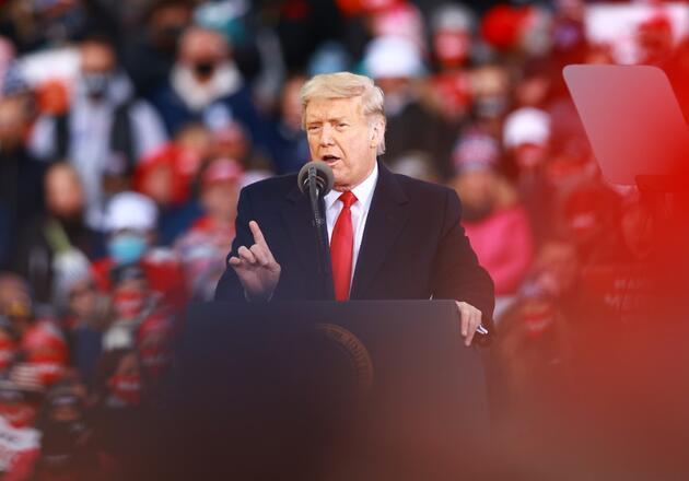 Seçime sayılı günler kala Yüksek Mahkeme'den Trump'ı kızdıracak karar