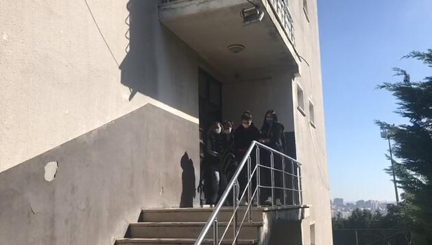 Rezidanstaki intihar kadınların işlediği cinayet çıktı