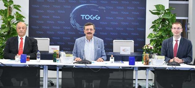 TOGG'dan batarya açıklaması