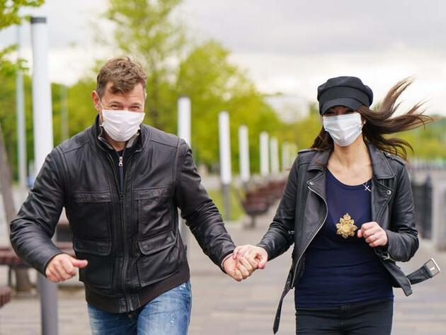 Sonbaharda 'maske kullanırken' bu kurallara dikkat!