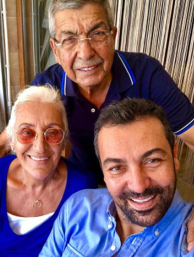 Saruhan Hünel ve Aslı Hünel'in babası Koronavirüse yakalandı