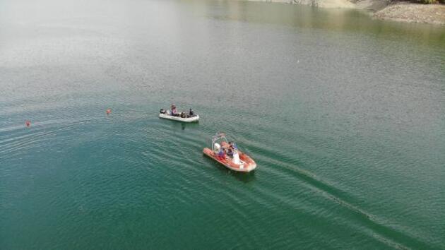 Gülistan Doku için 6 günde 70 saat dalış yapıldı