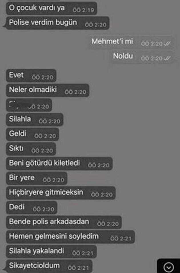 Hazal Tektaş cinayeti: Arkadaşı paylaştı, son mesajları ortaya çıktı