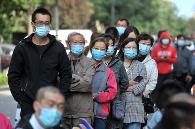 Kentteki 11 milyon kişiye test yapılmıştı: Yurt dışından gelen kargodan bulaşmış!