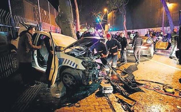Sinan Çetin'in küçük oğlu Orfeo Çetin de direksiyonda alkollü yakalandı