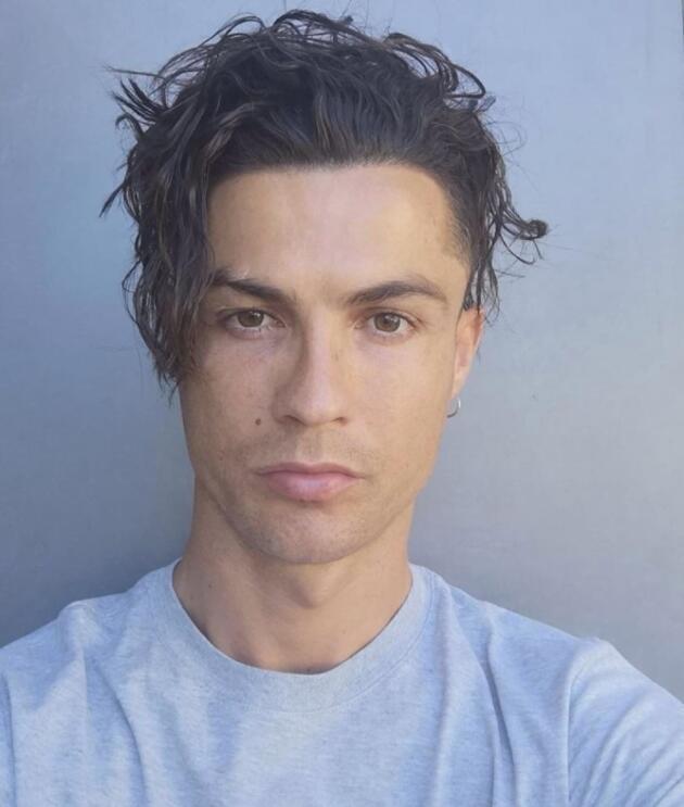 Ronaldo'nun Instagram paylaşımları