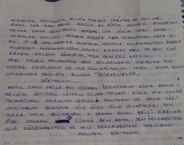 13 yaşındaki kız çocuğuna 'aşk mektubu' yazan kırtasiyeci tutuklandı