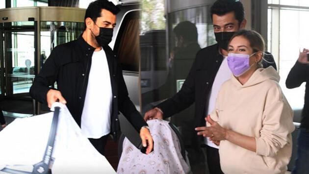 Sinem Kobal hastaneden çıktı! İşte ilk fotoğraflar