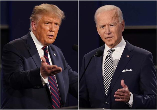ABD'de başkan adayları son kez karşı karşıya gelecek