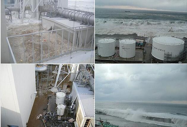 Fukuşima felaketinden kalan toksik su insan DNA'sına zarar verebilir