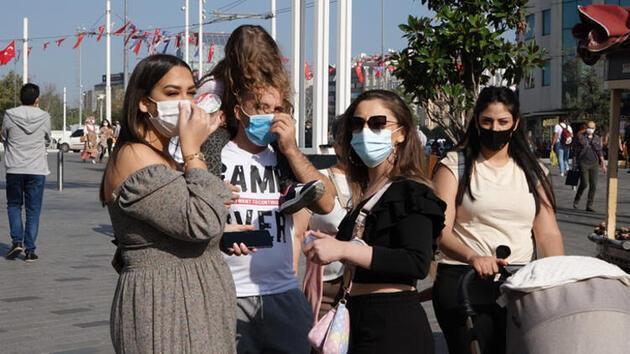 Son dakika... İstanbul'da şoke eden görüntü! Adeta ağız ağıza...