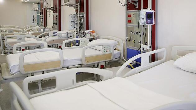 Yatak kapasitesi doldu, koronavirüs hastaları Almanya'ya gidiyor