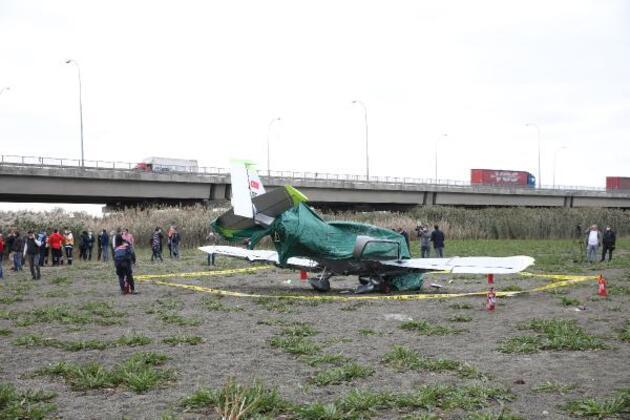 Uçak kazasında ölen pilot son yolculuğuna uğurlandı