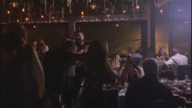 Beşiktaş'ta akılalmaz görüntü; halaylı horonlu korona eğlencesi kamerada