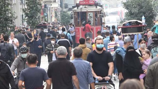 Vakaların yüzde 40'ının bulunduğu İstanbul'dan kuralsız görüntüler