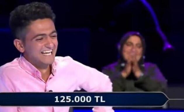 'Kim Milyoner Olmak İster'de 125 bin TL kazanan Hikmet Karakurt sözünü tuttu