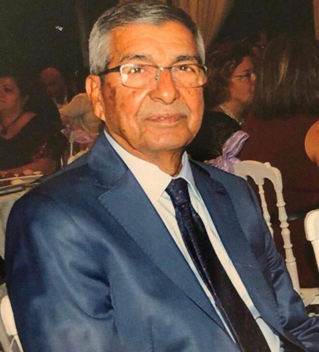 Saruhan Hünel ile Aslı Hünel'in babaları Mehmet Fevzi Hünel hayatını kaybetti