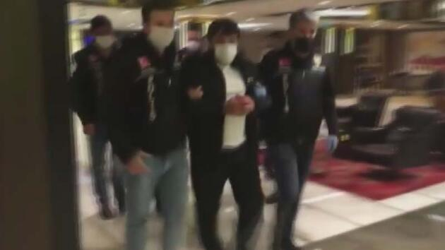 Beşiktaş'ta nefes kesen operasyon! Suç örgütü lideri yakalandı